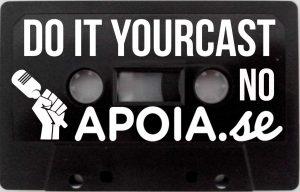 Campanha de apoio contínuo do Do It Yourcast no APOIA.SE